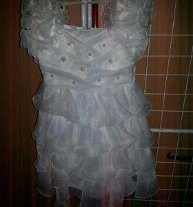 платье на девочку 4 лет