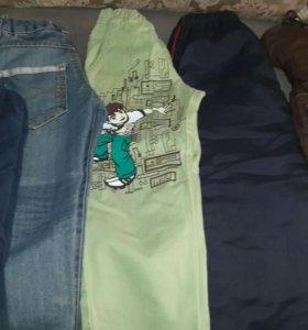 Пакет теплой одежды на 4-5 лет