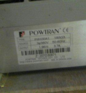 Частотные преобразователи Powtran 380 В