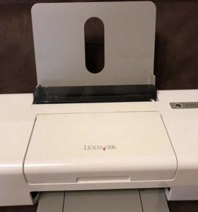 Lexmark Z1300 цветной принтер