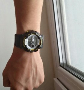 Часы G-shock protection