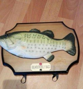 Сувенир,раритет,рыба