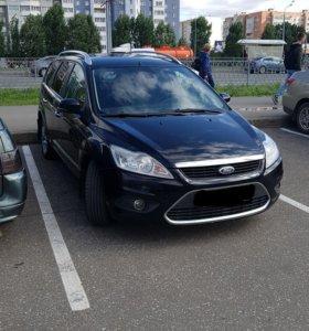 Форд фокус 2 универсал