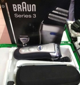 Электрическая бритва Braun Series 3