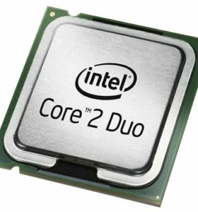 Процессор Intel Core 2 Duo E8400 s775