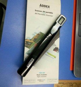 Портативный сканер Addex