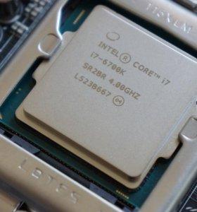 Intel Core i7-6700k Skylake (4000MHz сокетLGA1151)