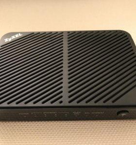 ADSL Wi-Fi роутер ZyXEL P660HTN EE