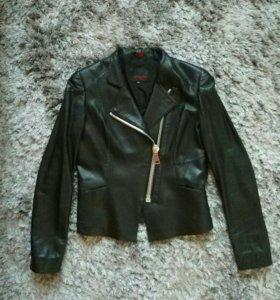 Куртка - косуха (натуральная кожа, женская)