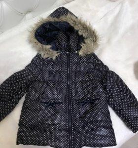 Куртка для девочки ( демисезон)98-104