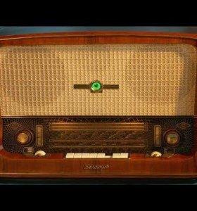 Ламповые радиоприемники