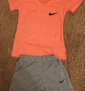 Костюм Nike новый