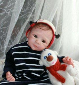 Кукла реборн Максимка