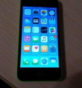 iPhone 5c на 16