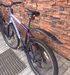 Велосипед горный!
