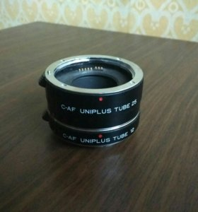 Макрокольца на Canon