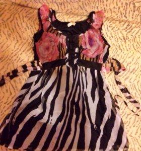 Платье (шифон)