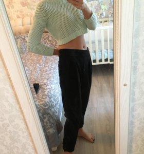 Брюки штаны джинсы zara woman