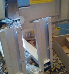 Настенная подставка для бытовой техники