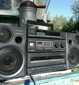 Магнитофон Panasonic RX- CT980