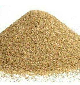 Песок , щебень,