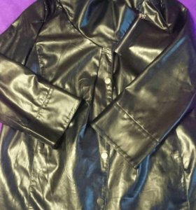 Новая куртка,кож.зам