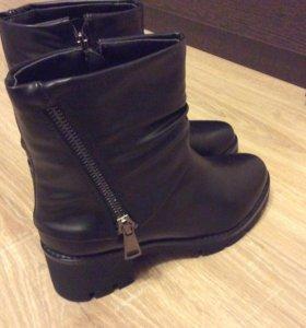 Ботинки зимние Letmi