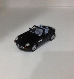 Машина коллекционная BMW Z8