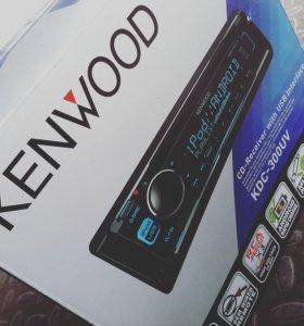 Процессорное ГУ Kenwood KDC-300UV