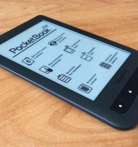 Электронная книга PocketBook 624 + чехол-книжка