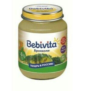 Bebivita брокколи