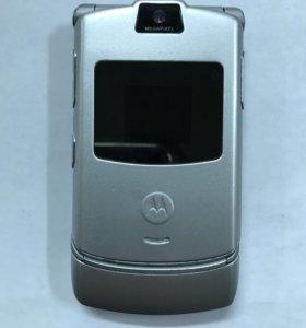 Продаётся легендарный телефон Моторола RZV-3