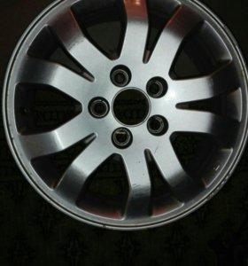 Диск оригинальный R16 для Honda CR-V ll