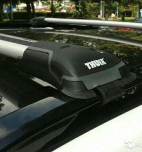 Багажник Thule WingBar Edge на рейлинги
