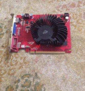 Видеокарта HD2600PRO sonic PCI-E 256MB DDR3