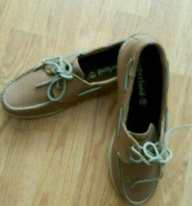Мужские  туфли-мокасины Timberland