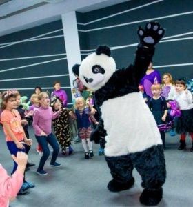 Продается веселый костюм панды (ростовая кукла)