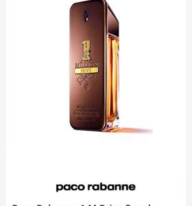 Парфюмерная вода 1 MILLION PRIVE paco rabanne