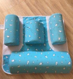 Trelax baby comfort позиционер для новорожденных