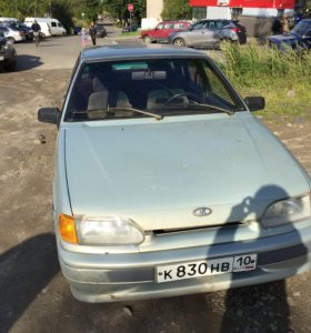 Автомобиль ВАЗ (LADA) 2115 Samara