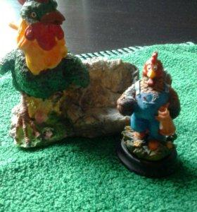 Фигурки,керамикацена за обе