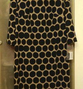 Платье Janoff новое (с бирками) р-р 52