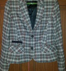 Пиджак утепленный ZARINA , 46 размер