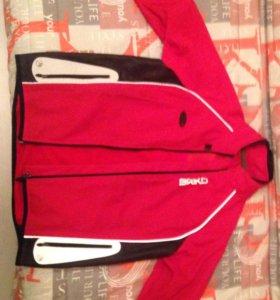 Лыжная разминочная куртка