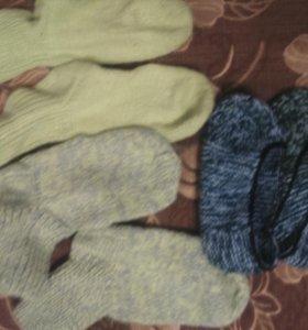 Носочки новые!
