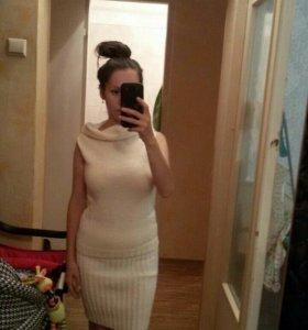 Кофта и юбка (костюмчик)