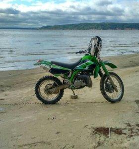 Kawasaki kdx220sr