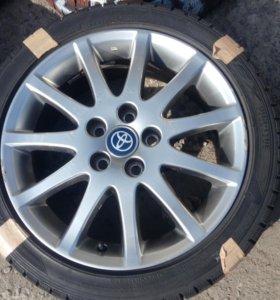 Toyota оригинальные диски R17 5*114,3
