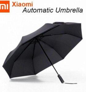 👍XIAOMI MI универсальный зонт автомат НОВЫЙ!