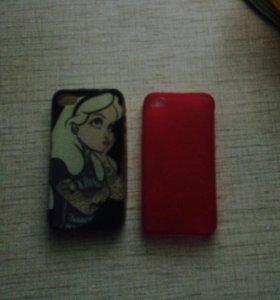Чехлы на айфон 4s;🌸🌸💕🌸🌸🌸